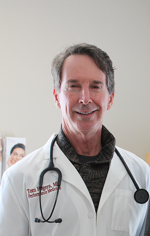 Dr. Tom Rogers