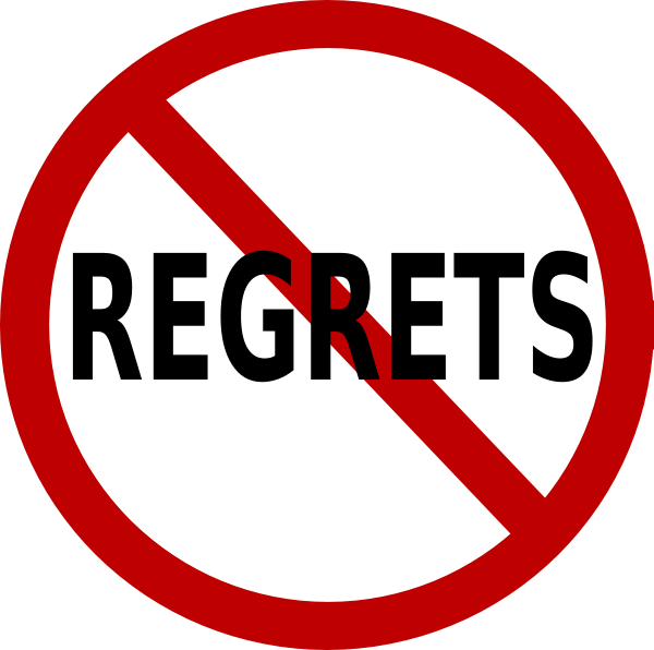 No-Regrets Lessons From a Man at Death's Door