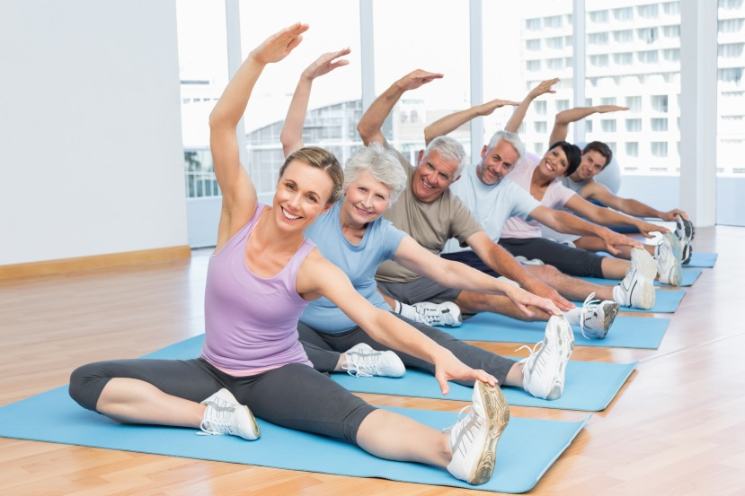 Anti Aging Benefits Of Stretching Exercises Why Stretch Muscles?