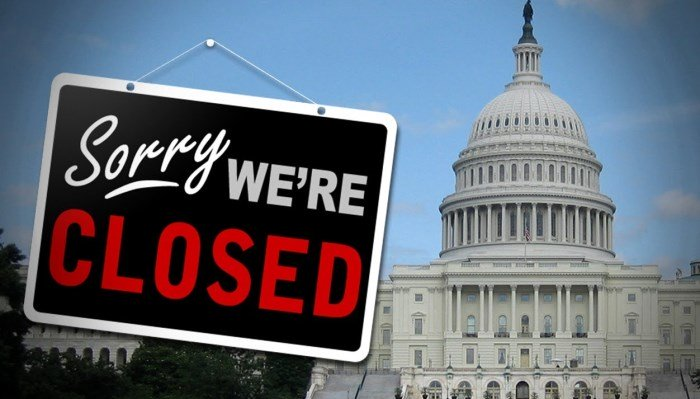 Government Shut Down, Big Deal or Not?